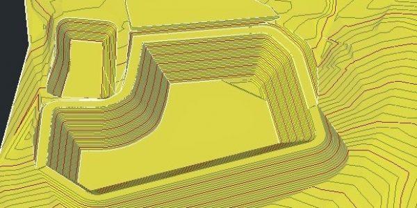"""Diseño y modelamiento de la presa de relaves N° 02 """" planta de beneficio BEDREGAL"""""""